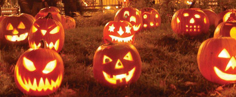 Gruseliger Halloweenspaß in Bitburg