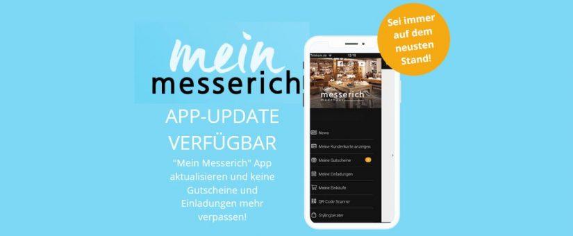 App-Update verfügbar!